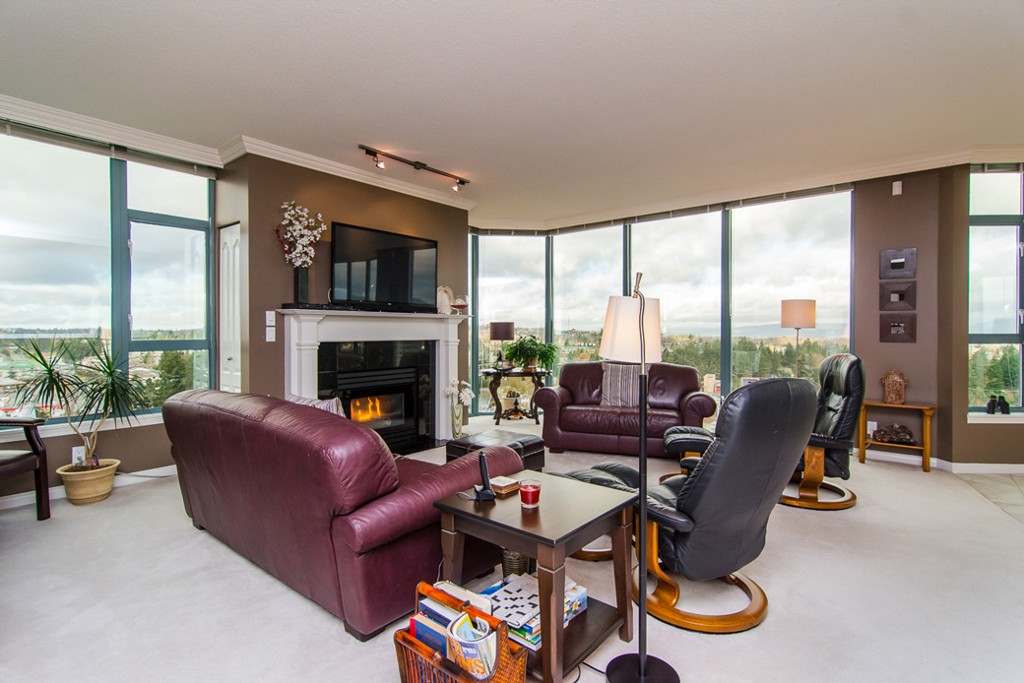 "Photo 21: 1601 32330 S FRASER Way in Abbotsford: Abbotsford West Condo for sale in ""Town Centre Tower"" : MLS® # F1430127"