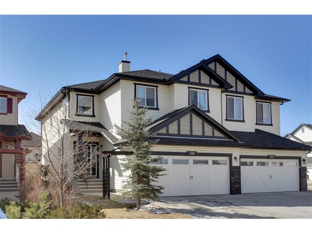 Main Photo: 238 SILVERADO RANGE Place SW in Calgary: Silverado House for sale : MLS®# C4005601
