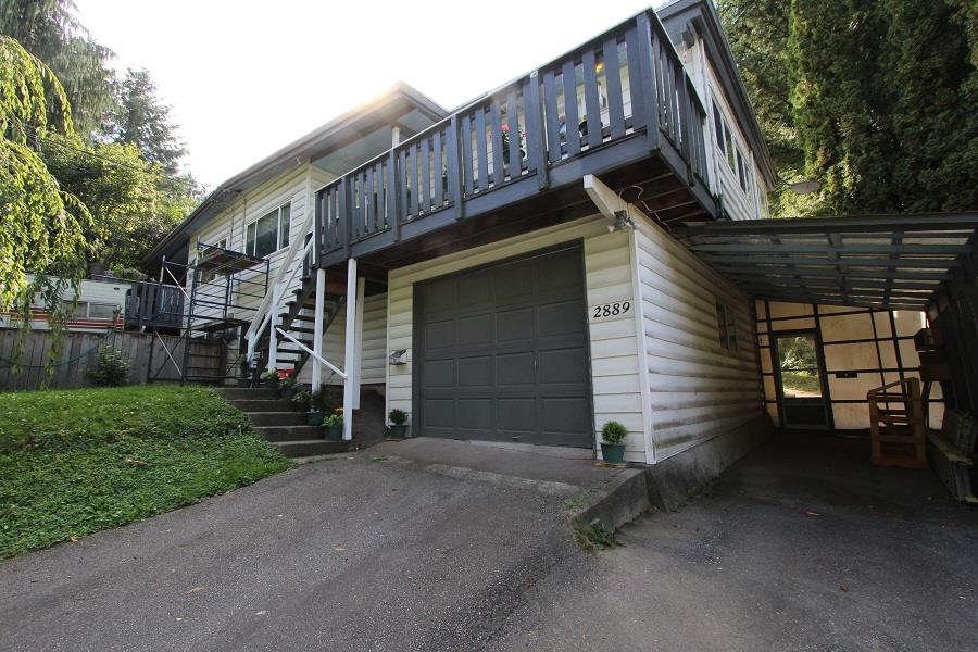 Main Photo: 2887 - 2889 MCCALLUM Road in Abbotsford: Central Abbotsford House Duplex for sale : MLS® # R2002827