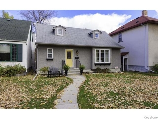 Main Photo: 176 Brock Street in WINNIPEG: River Heights / Tuxedo / Linden Woods Residential for sale (South Winnipeg)  : MLS(r) # 1528047