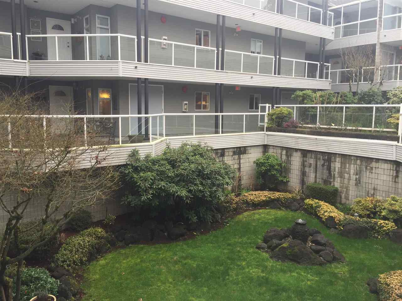 Main Photo: 204 2733 ATLIN Place in Coquitlam: Coquitlam East Condo for sale : MLS® # R2046230