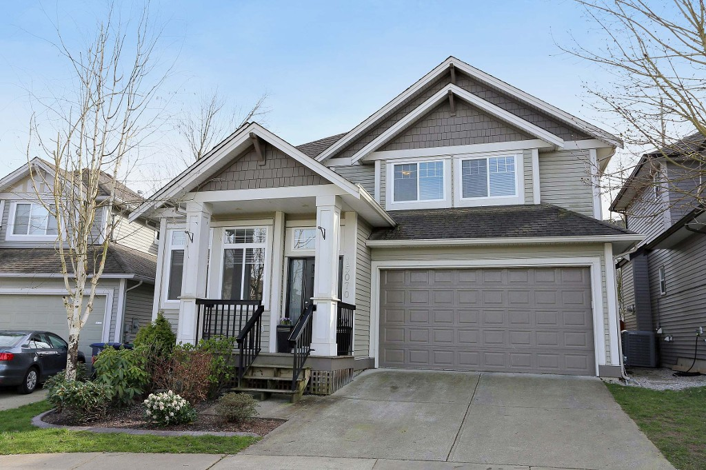 "Main Photo: 15070 61 Avenue in Surrey: Sullivan Station House for sale in ""Whispering Ridge"" : MLS® # R2047775"