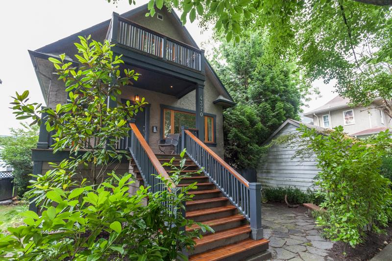 Main Photo: 4370 QUEBEC Street in Vancouver: Main House for sale (Vancouver East)  : MLS®# R2086423