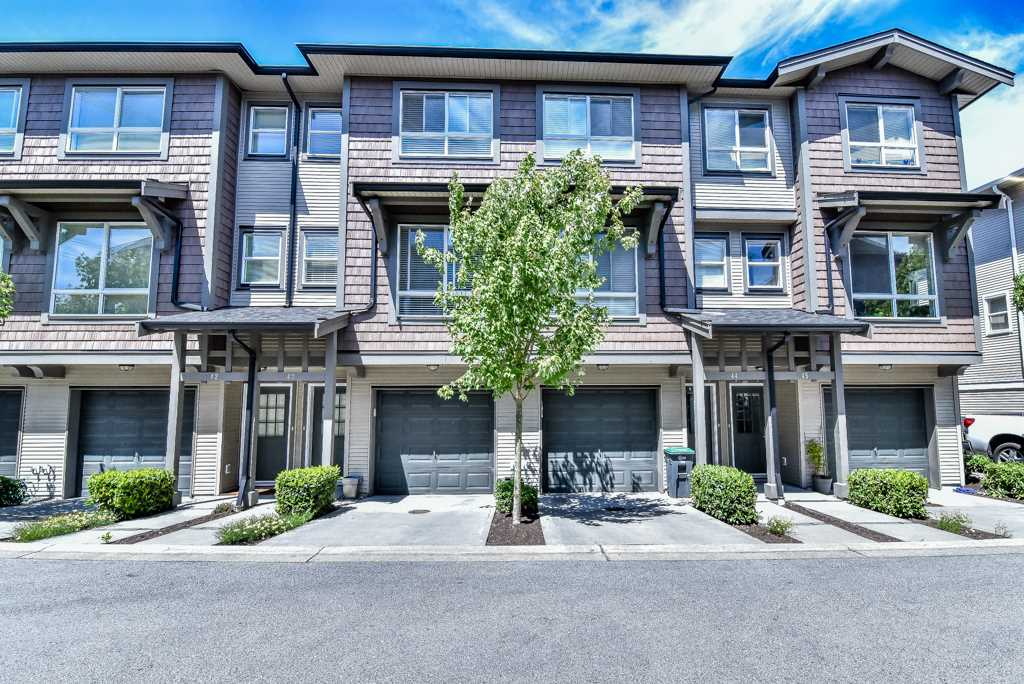 "Main Photo: 44 2729 158 Street in Surrey: Grandview Surrey Townhouse for sale in ""Kaleden"" (South Surrey White Rock)  : MLS®# R2086488"