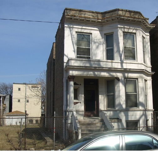 Main Photo:  in CHICAGO: CHI - West Garfield Park Multi Family (2-4 Units) for sale ()  : MLS® # 09278411
