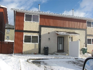 Main Photo: 9 5325 48 Avenue: Redwater Townhouse for sale : MLS(r) # E4047332