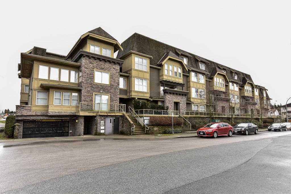 "Main Photo: 120 2108 ROWLAND Street in Port Coquitlam: Central Pt Coquitlam Condo for sale in ""AVIVA AT CENTRAL PARK"" : MLS® # R2139039"