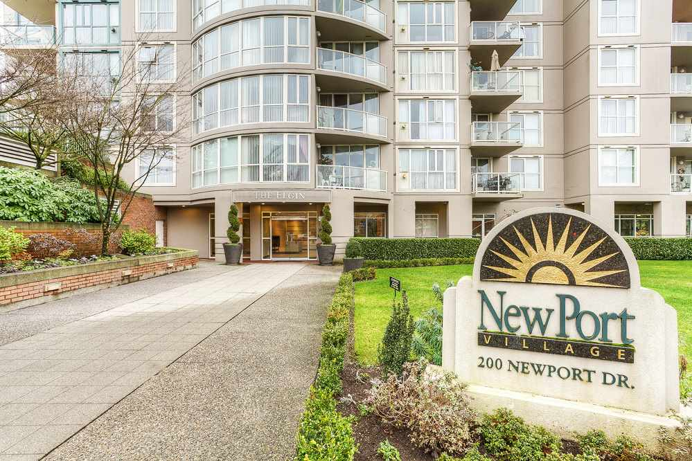 "Main Photo: 1303 200 NEWPORT Drive in Port Moody: North Shore Pt Moody Condo for sale in ""THE ELGIN"" : MLS(r) # R2155006"