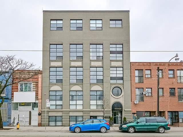 Main Photo: 306 426 E Queen Street in Toronto: Regent Park Condo for sale (Toronto C08)  : MLS(r) # C3776346