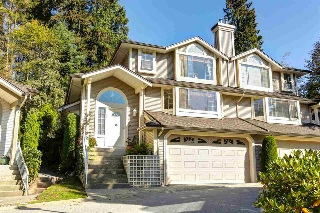 "Main Photo: 3 101 PARKSIDE Drive in Port Moody: Heritage Mountain Townhouse for sale in ""TREETOPS"" : MLS(r) # R2160107"