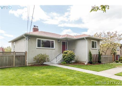 Main Photo: 1849 Gonzales Avenue in VICTORIA: Vi Fairfield East Single Family Detached for sale (Victoria)  : MLS® # 377422