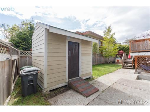 Photo 17: 1849 Gonzales Avenue in VICTORIA: Vi Fairfield East Single Family Detached for sale (Victoria)  : MLS(r) # 377422