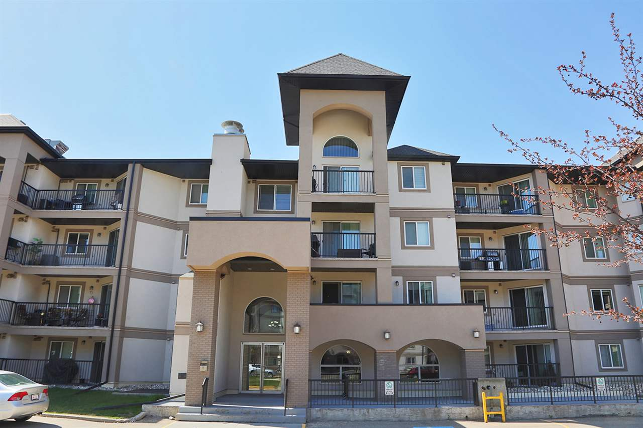 Main Photo: 124 13111 140 ave in Edmonton: Zone 27 Condo for sale : MLS® # E4064101