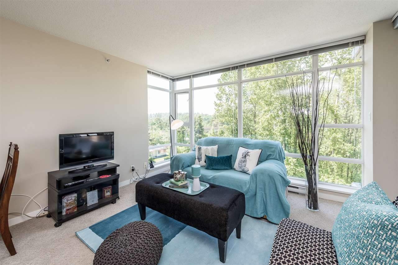"Photo 3: 503 555 DELESTRE Avenue in Coquitlam: Coquitlam West Condo for sale in ""CORA TOWERS"" : MLS® # R2174717"