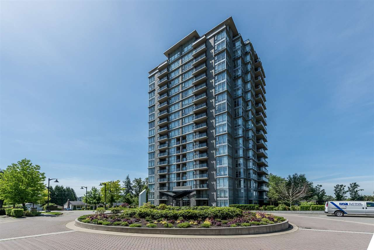 "Photo 19: 503 555 DELESTRE Avenue in Coquitlam: Coquitlam West Condo for sale in ""CORA TOWERS"" : MLS® # R2174717"