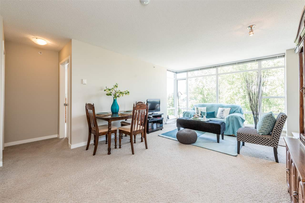 "Photo 4: 503 555 DELESTRE Avenue in Coquitlam: Coquitlam West Condo for sale in ""CORA TOWERS"" : MLS® # R2174717"