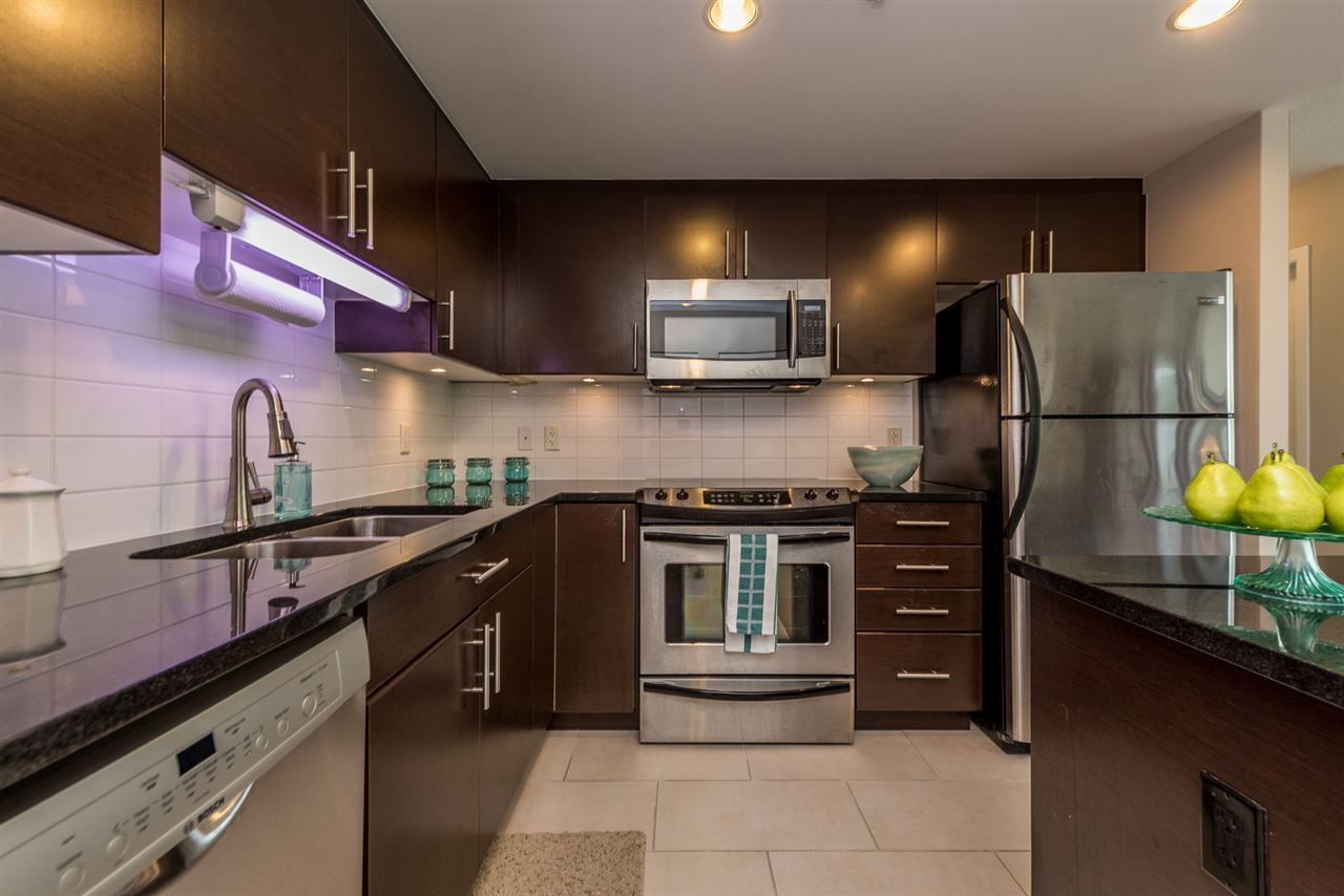 "Photo 6: 503 555 DELESTRE Avenue in Coquitlam: Coquitlam West Condo for sale in ""CORA TOWERS"" : MLS® # R2174717"