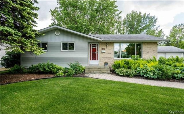 Main Photo: 358 Knowles Avenue in Winnipeg: North Kildonan Residential for sale (3G)  : MLS(r) # 1715655