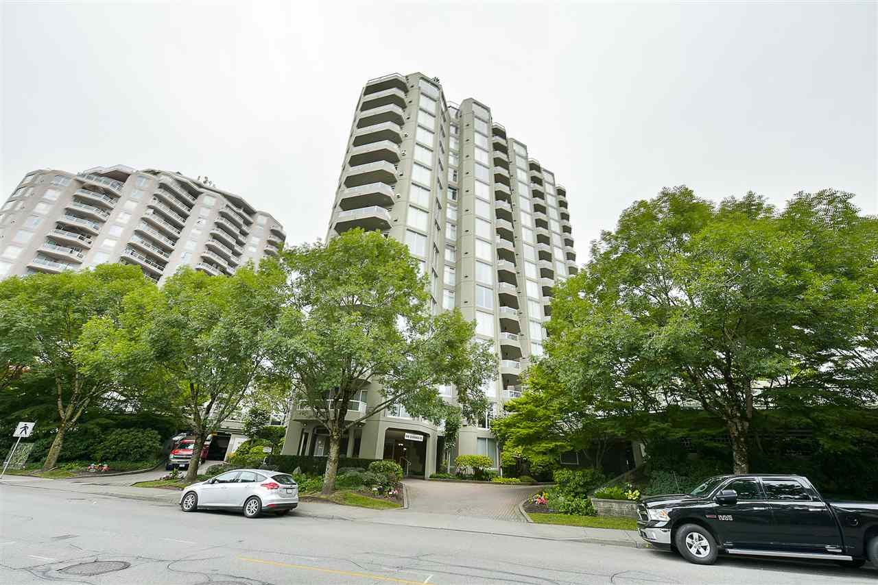 "Main Photo: 701 1135 QUAYSIDE Drive in New Westminster: Quay Condo for sale in ""ANCHOR POINTE"" : MLS® # R2191180"