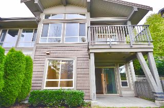 "Main Photo: 8 3138 DAYANEE SPRINGS Boulevard in Coquitlam: Westwood Plateau Townhouse for sale in ""LEGEVIEW"" : MLS® # R2214187"