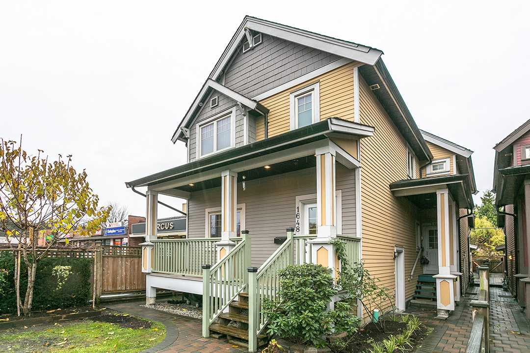 FEATURED LISTING: 1648 12TH Avenue East Vancouver