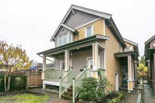 "Main Photo: 1648 E 12TH Avenue in Vancouver: Grandview VE House 1/2 Duplex for sale in ""GRANDVIEW WOODLANDS"" (Vancouver East)  : MLS® # R2222114"