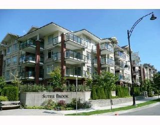 "Main Photo: 208 100 CAPILANO Road in Port Moody: Port Moody Centre Condo for sale in ""SUTTERBROOK"" : MLS® # R2223463"