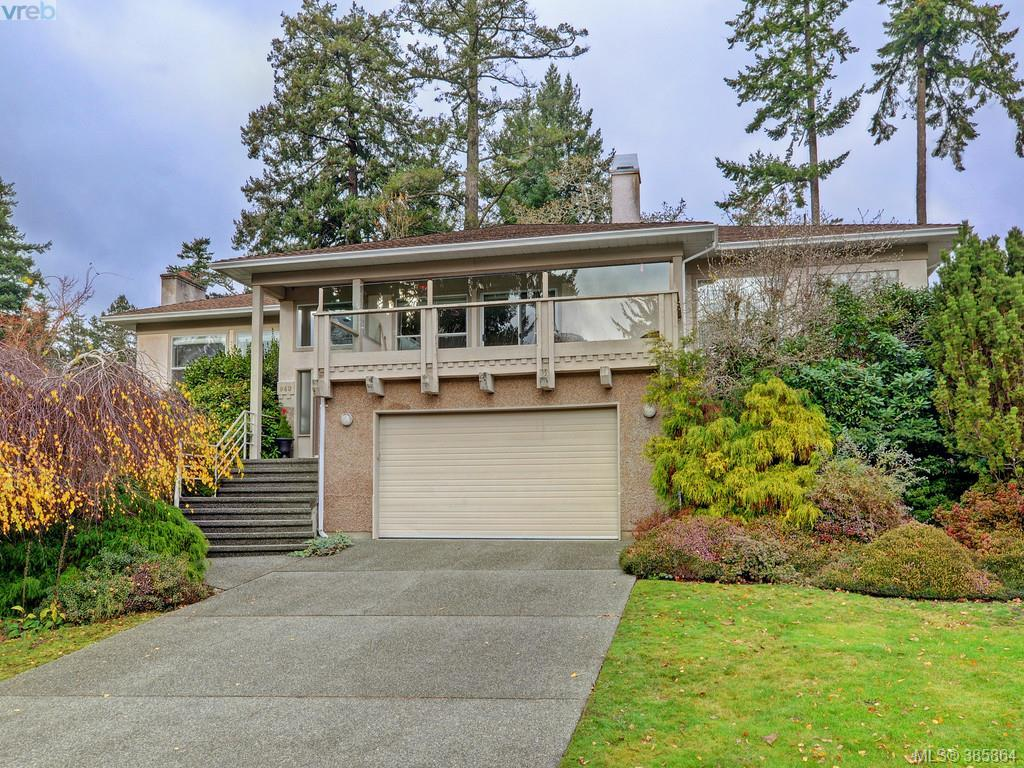 Main Photo: 940 Bearwood Lane in VICTORIA: SE Broadmead Single Family Detached for sale (Saanich East)  : MLS®# 385864