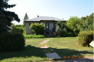 Main Photo: 10806 106 Street NW in Edmonton: Zone 08 Vacant Lot for sale : MLS® # E4080813