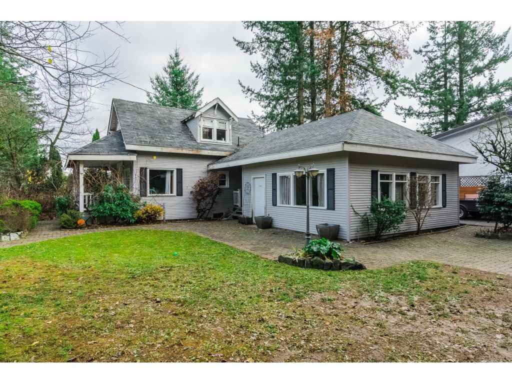 Main Photo: 32514 PEARDONVILLE Road in Abbotsford: Abbotsford West House for sale : MLS® # R2231196