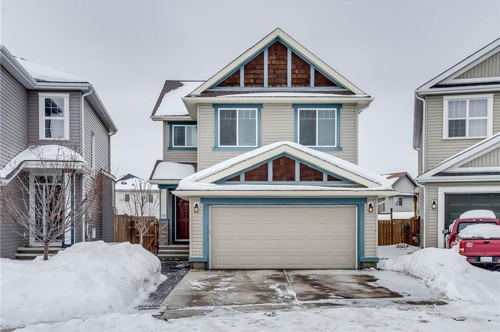 Main Photo: 68 COPPERPOND Mews SE in Calgary: Copperfield House for sale : MLS®# C4166149
