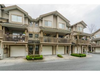 "Main Photo: 91 19250 65 Avenue in Surrey: Clayton Townhouse for sale in ""Sunberry Court"" (Cloverdale)  : MLS® # R2243627"