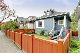 Main Photo: 1572 E 11TH Avenue in Vancouver: Grandview VE House for sale (Vancouver East)  : MLS®# R2266818