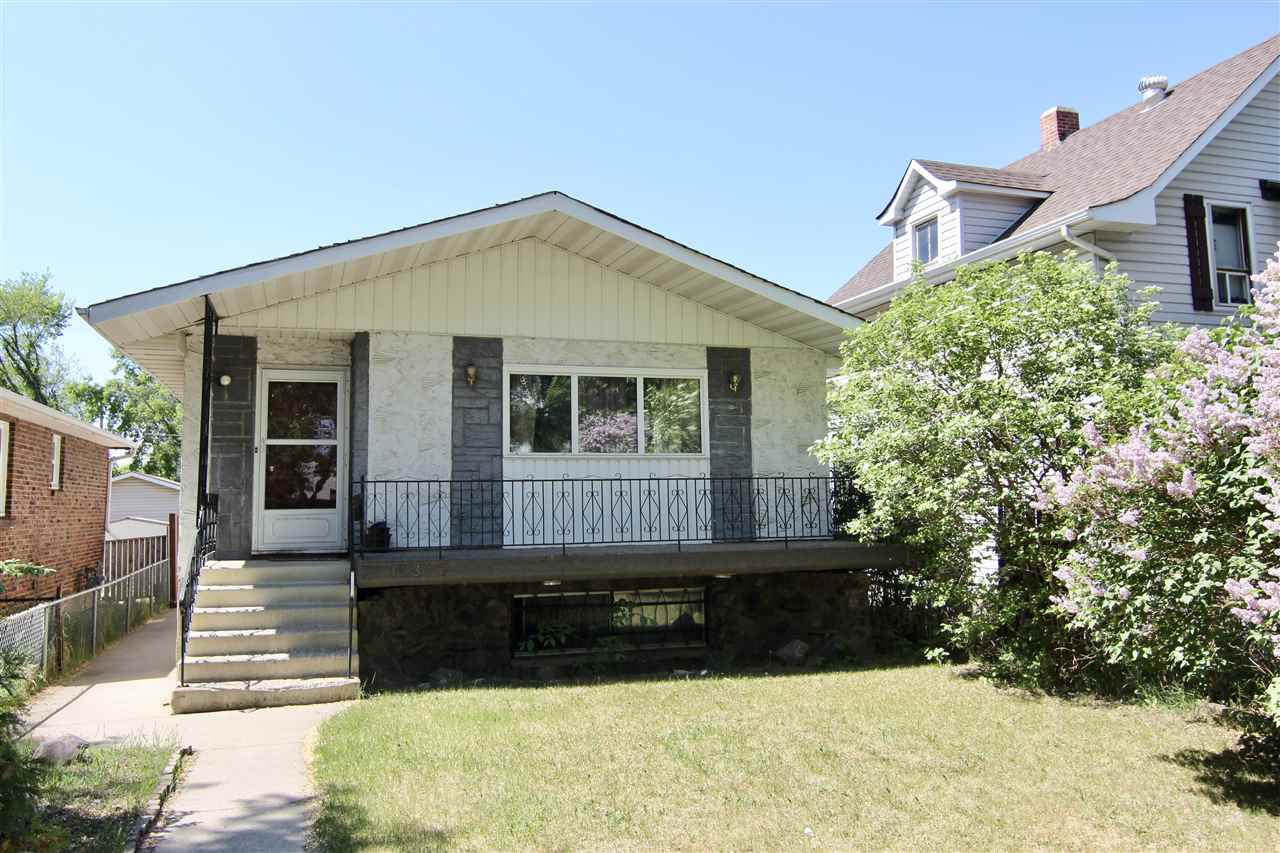 Main Photo: 12306 105 Street in Edmonton: Zone 08 House for sale : MLS®# E4113253