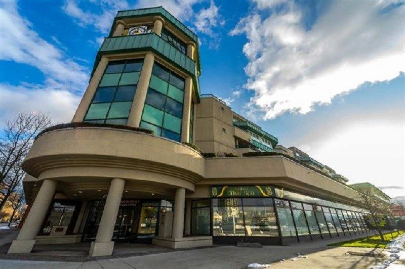 "Main Photo: A202 2099 LOUGHEED Highway in Port Coquitlam: Glenwood PQ Condo for sale in ""SHAUGHNESSY SQUARE"" : MLS®# R2273598"
