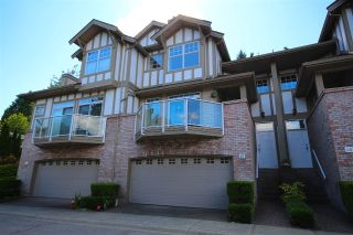 "Main Photo: 49 5221 OAKMOUNT Crescent in Burnaby: Oaklands Townhouse for sale in ""SEASONS BY THE LAKE"" (Burnaby South)  : MLS®# R2278348"