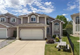 Main Photo: 1632 WELBOURN Cove in Edmonton: Zone 20 House for sale : MLS®# E4116090