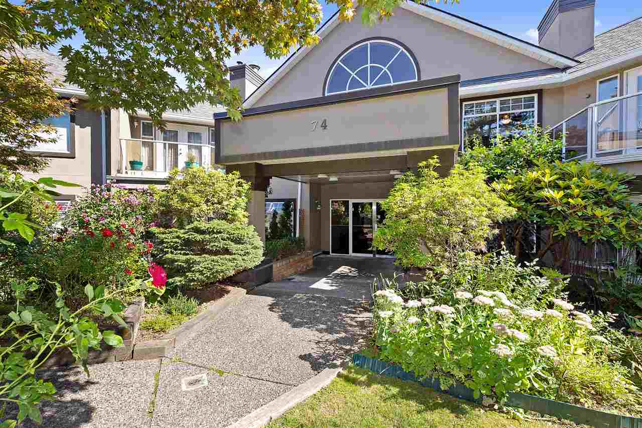 FEATURED LISTING: 217 - 74 MINER Street New Westminster
