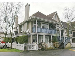 "Main Photo: 109 12099 237TH ST in Maple Ridge: East Central Townhouse for sale in ""GABRIOLA"" : MLS®# V569330"