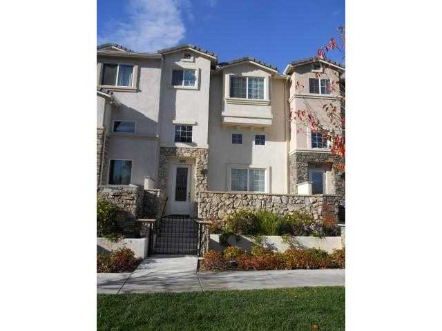 Main Photo: EL CAJON Townhome for sale : 3 bedrooms : 269 Indiana