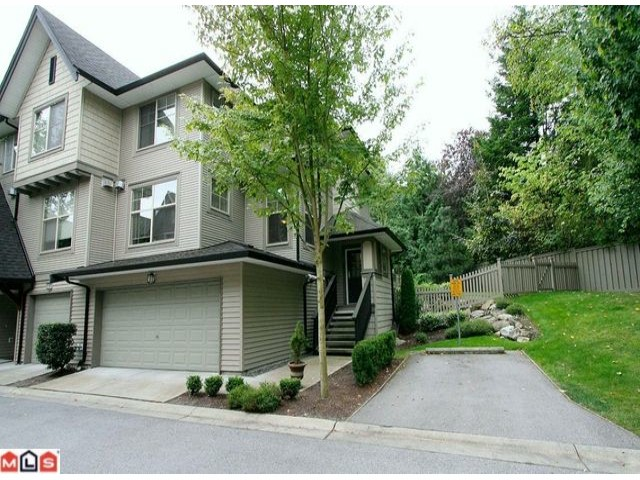 "Main Photo: 49 15152 62A Avenue in Surrey: Sullivan Station Townhouse for sale in ""UPLANDS BY POLYGON"" : MLS®# F1123397"