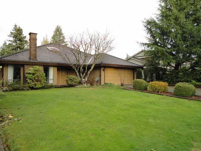 Main Photo: 11603 LYON RD in Delta: Sunshine Hills Woods House for sale (N. Delta)  : MLS®# F1228849