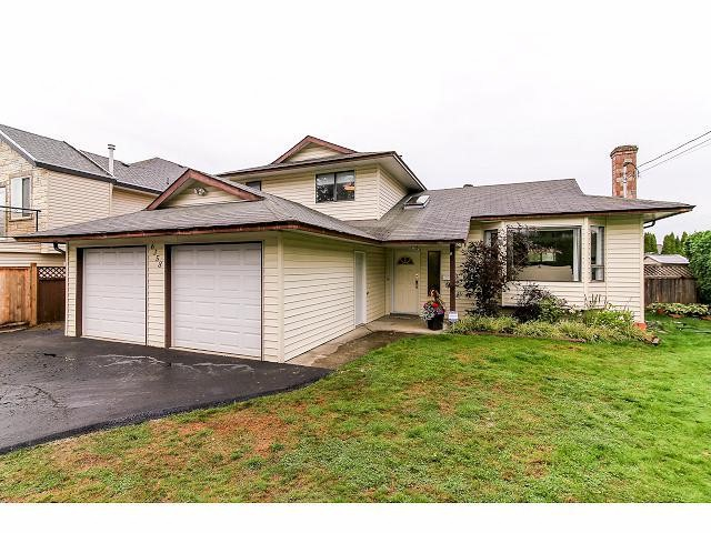 Main Photo: 6358 134 Street in Surrey: Panorama Ridge House for sale : MLS® # F1423558