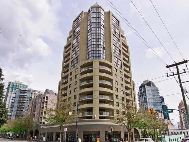 "Main Photo: 803 789 DRAKE Street in Vancouver: Downtown VW Condo for sale in ""Century Tower"" (Vancouver West)  : MLS®# V1133176"