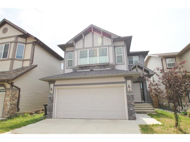 Main Photo: 201 AUTUMN Circle SE in Calgary: Auburn Bay House for sale : MLS®# C4020994