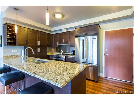 Photo 8: N307 737 Humboldt Street in VICTORIA: Vi Downtown Condo Apartment for sale (Victoria)  : MLS(r) # 365502