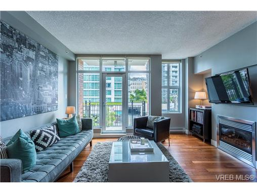 Photo 6: N307 737 Humboldt Street in VICTORIA: Vi Downtown Condo Apartment for sale (Victoria)  : MLS(r) # 365502