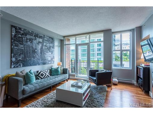 Photo 5: N307 737 Humboldt Street in VICTORIA: Vi Downtown Condo Apartment for sale (Victoria)  : MLS(r) # 365502