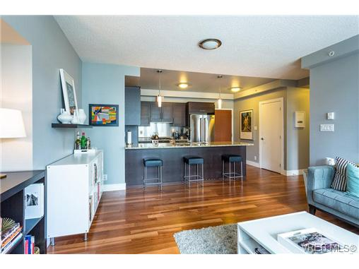 Photo 7: N307 737 Humboldt Street in VICTORIA: Vi Downtown Condo Apartment for sale (Victoria)  : MLS(r) # 365502