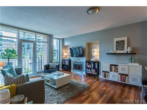 Photo 4: N307 737 Humboldt Street in VICTORIA: Vi Downtown Condo Apartment for sale (Victoria)  : MLS(r) # 365502